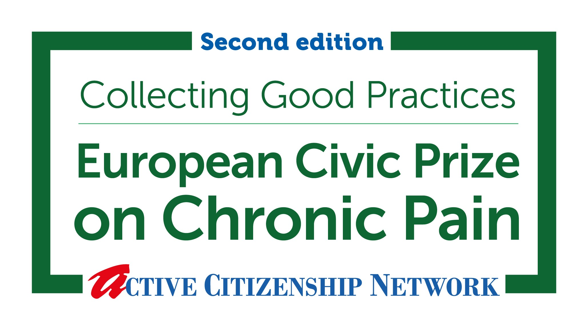 Logo eucivicprize second edition